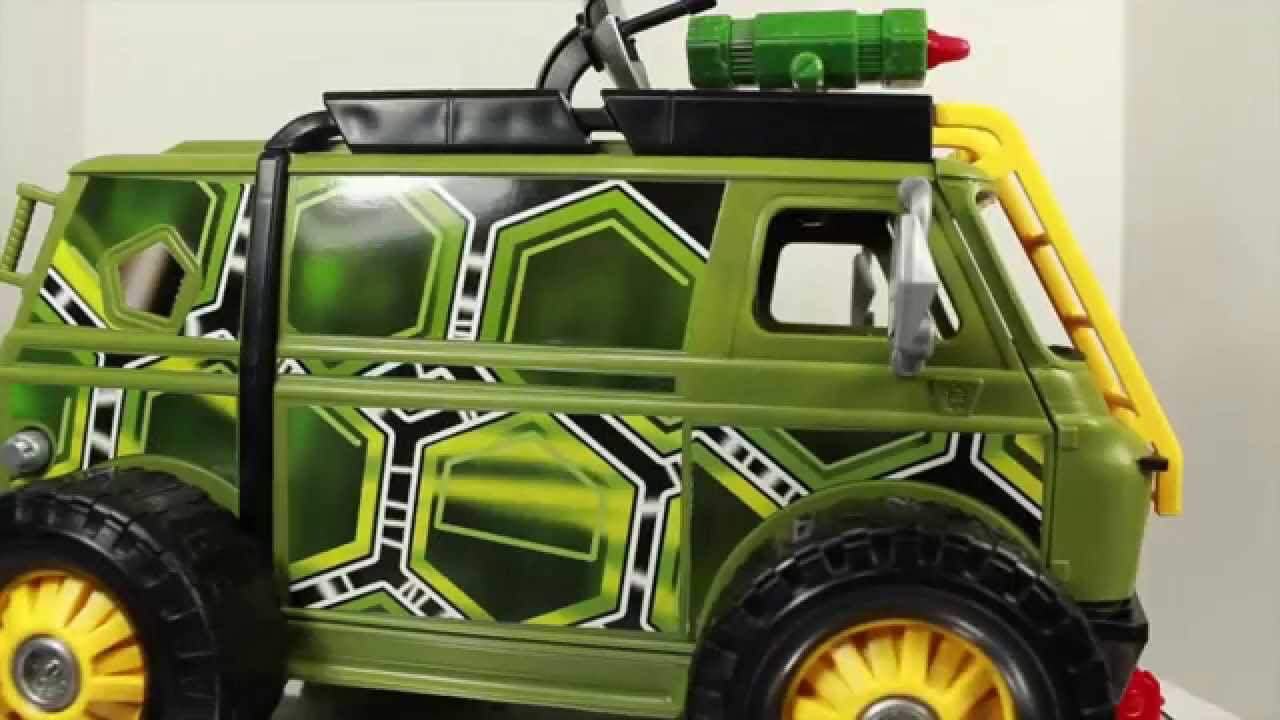 Tartarughe Ninja Movie Van di Giochi Preziosi