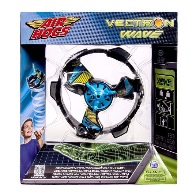 vectron wave spin master