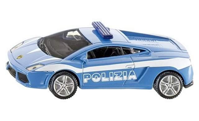 Siku 1405 – Lamborghini Gallardo Macchina della polizia