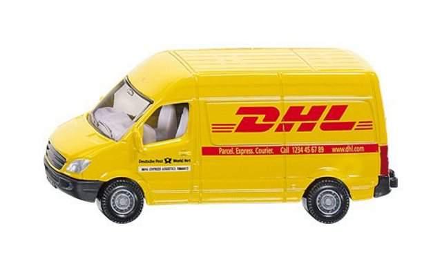 Siku 1085 – Furgoncino consegne Posta DHL