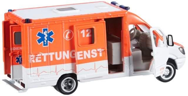 Siku 2108 - modellino Ambulanza
