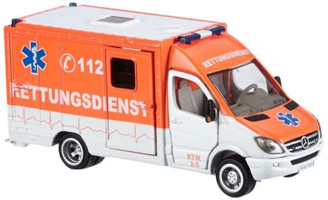 Siku 2108 – modellino Ambulanza