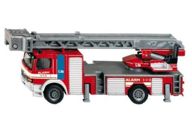 Siku 1841 – Camion dei pompieri con scala