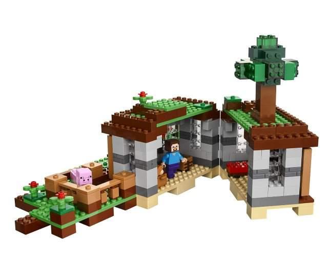 lego minecraft offerte