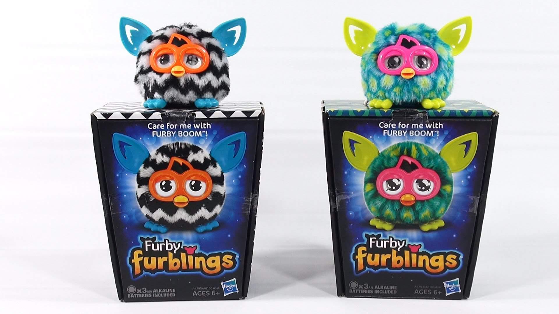 Furby Furblings 2015