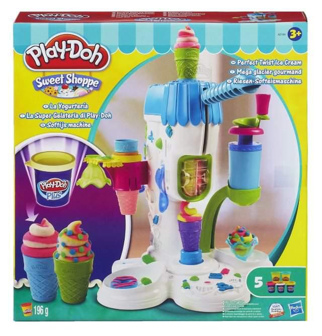 Play Doh Il Carretto Dei Gelati Hasbro