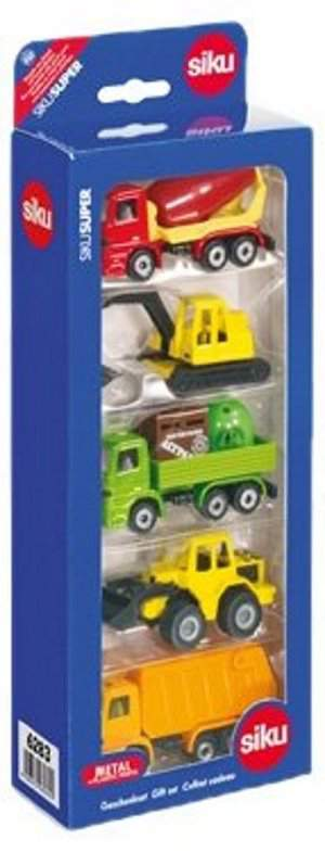 Siku – Set 5 camion 1:87