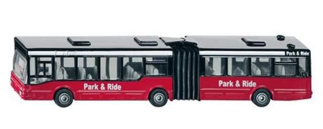 Siku 1617 – Autobus snodato