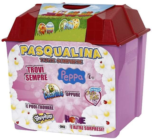 pasqualina girl