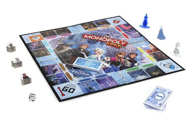 Monopoly Junior Frozen 2
