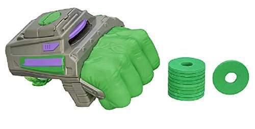 guanto lancia dischi hulk