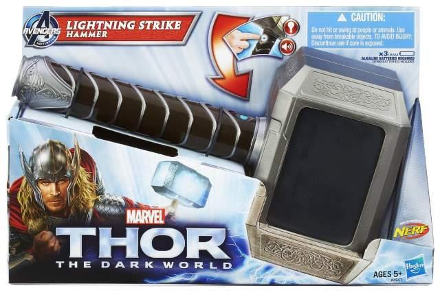 Avengers Age Of Ultron: Martello di Thor, personaggio, chiavetta USB e costume