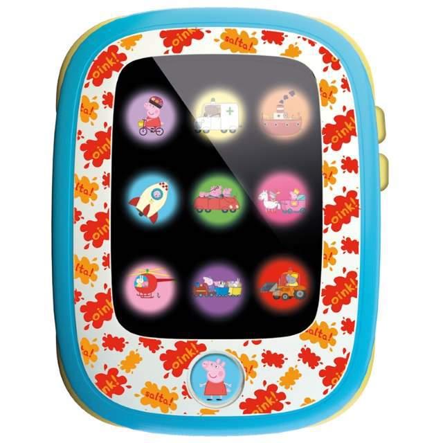 peppa pig tablet bambini