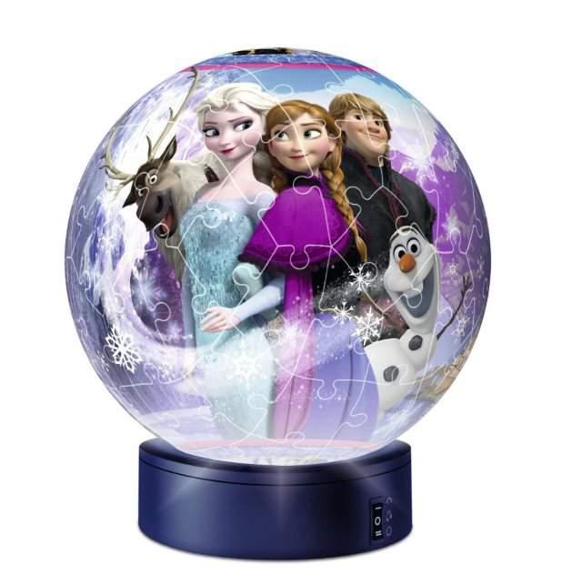 sfera cristallo frozen