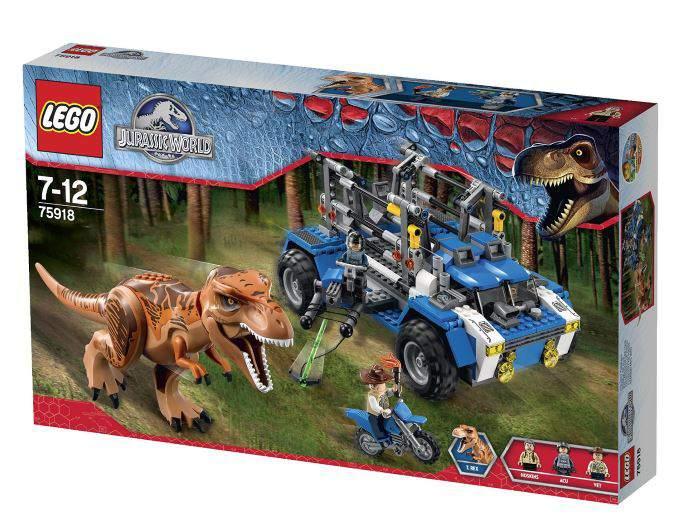 Lego Jurassic World: le migliori scatole lego da comprare