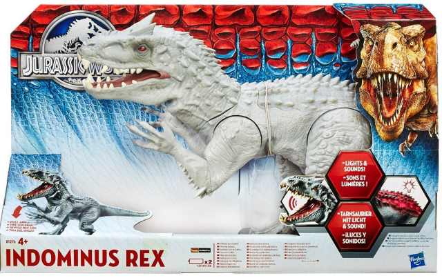 Jurassic World Dinosauro Indominus Rex