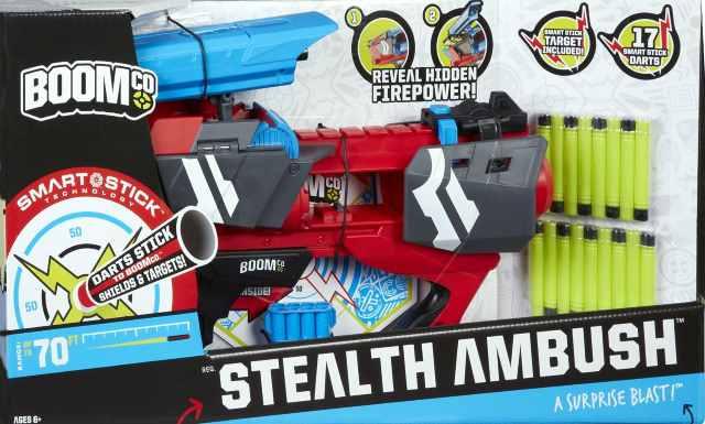 Pistola Stealth Ambush di Mattel
