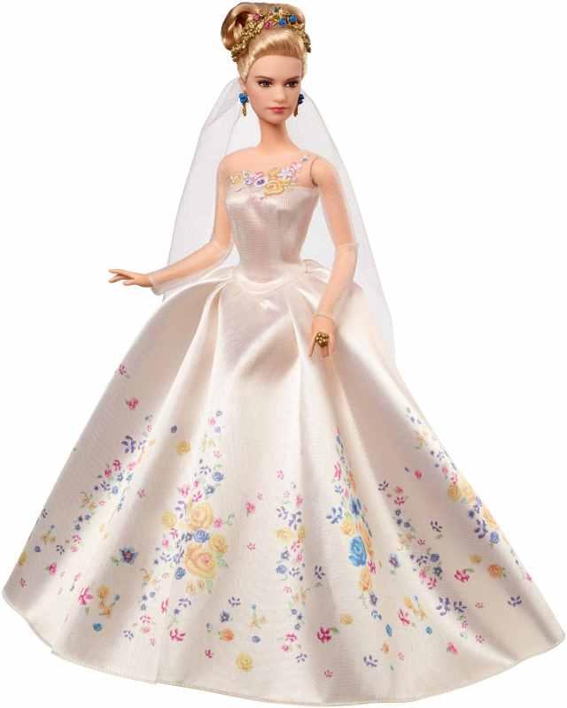 Bambola Cenerentola in Abito da Matrimonio (Mattel)