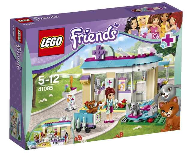 La clinica veterinaria – Lego Friends