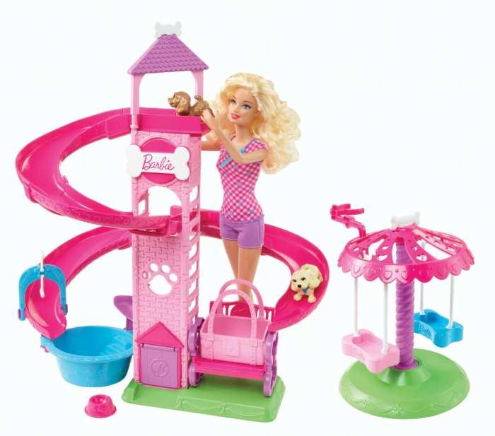 Il Parco dei Cuccioli di Barbie di Mattel