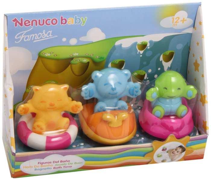 Nenuco baby giochi momento del bagnetto by Famosa