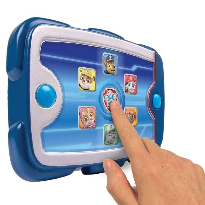 Paw Patrol tablet bambini