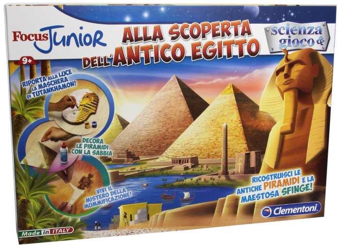 Alla Scoperta Egitto (13885) di Clementoni