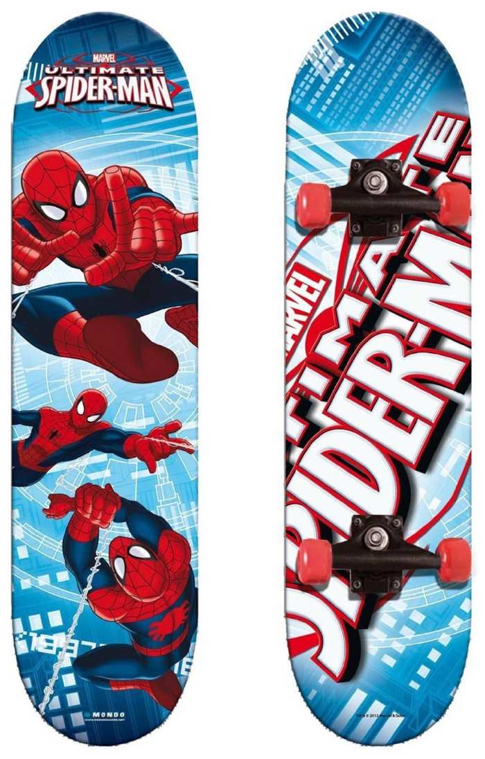 Skateboard Spider-Man Ultimate di Mondo
