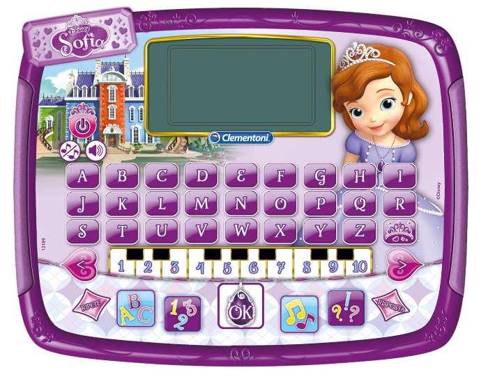 tablet parlante sofia clementoni