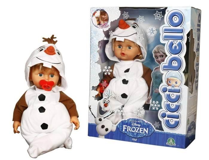 Cicciobello Frozen Olaf Giochi Preziosi