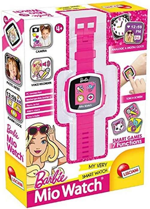 Mio Watch Barbie: smartwatch per bambine di Lisciani Giochi