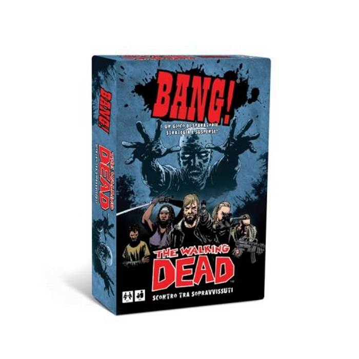 Bang! The Walking Dead Dvgiochi