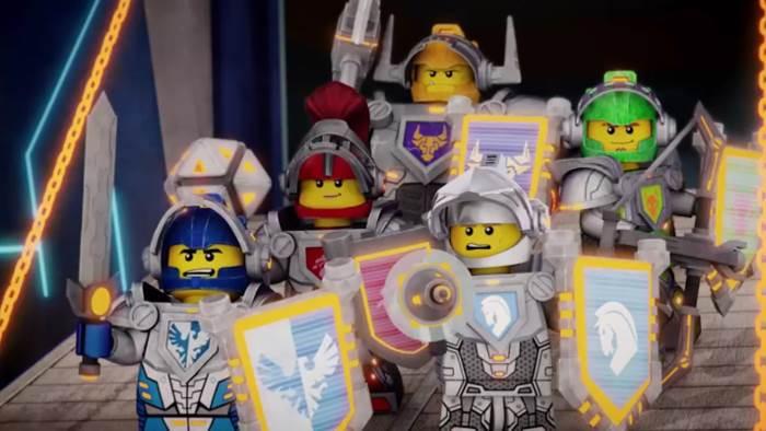 Lego Nexo Knights 2016: nuova collezione e modelli disponibili