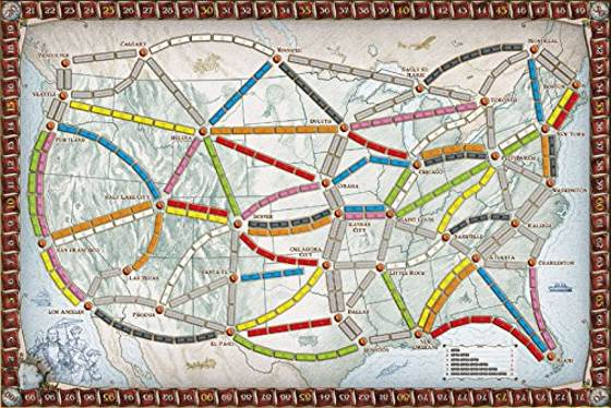 asterion ticket to ride