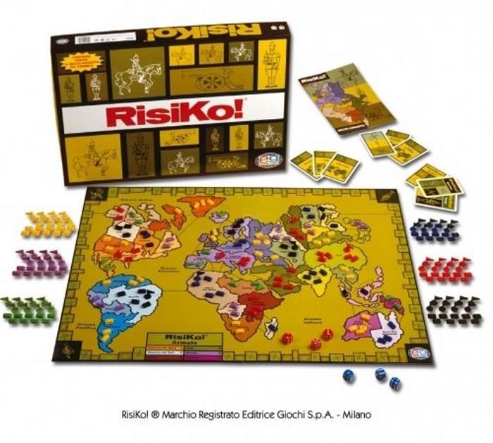 Risiko! di Editrice Giochi