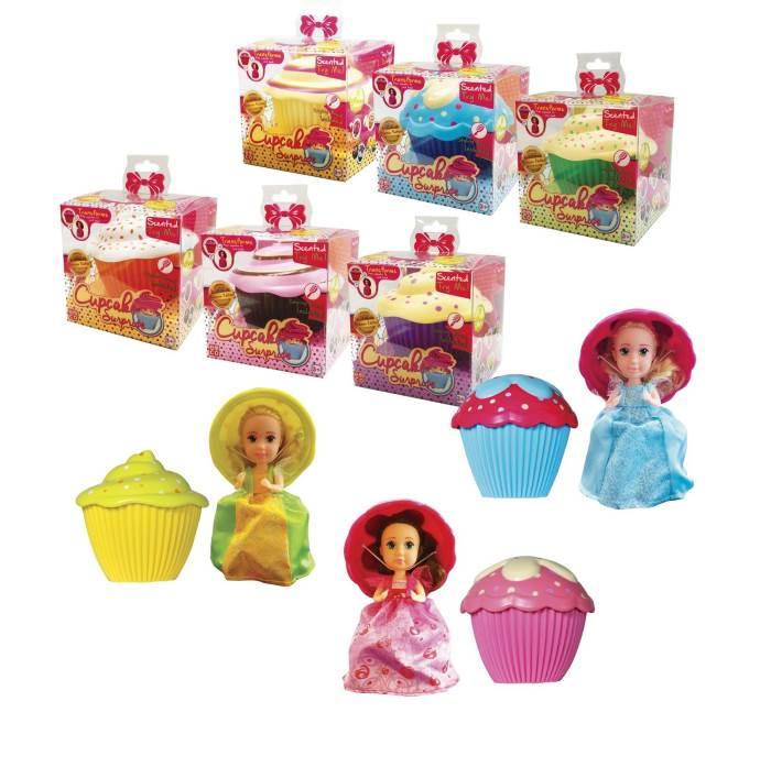 Bambola Cupcake Assortite Grandi Giochi