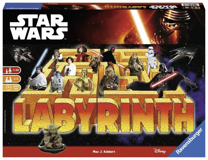 Labyrinth Star Wars Ravensburger