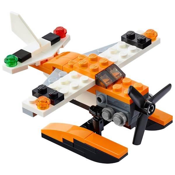 idrovolante lego aereo barca