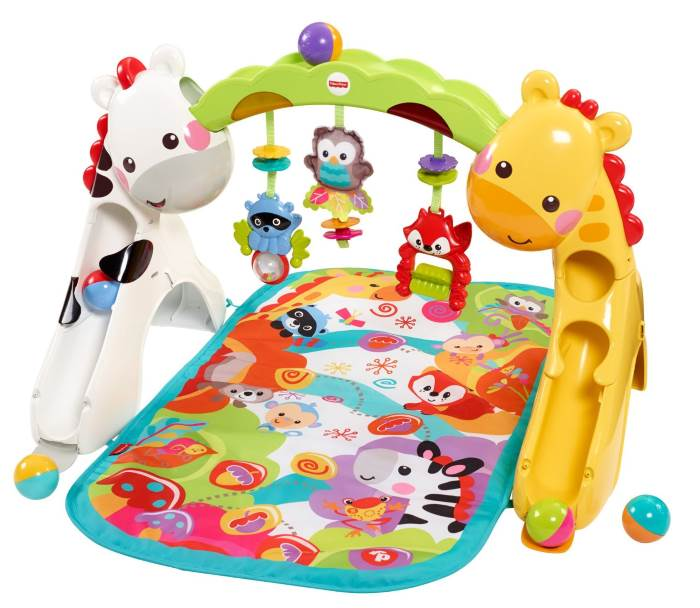 Palestrina Macchinina Convertibile 3 in 1 Fisher Price