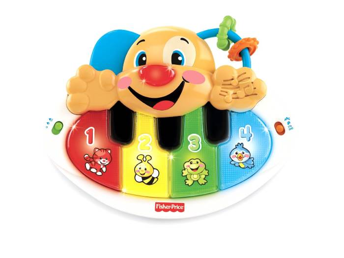 Pianoforte Del Cagnolino Fisher Price