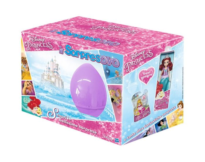 sorpresovo disney princess