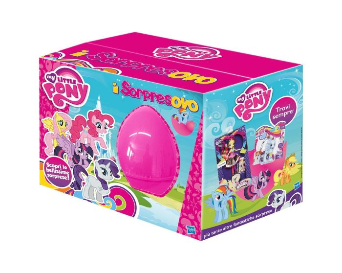sorpresovo my little pony