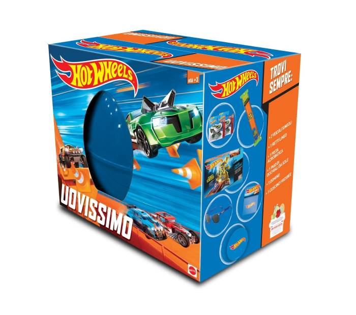 uovissimo hot wheels