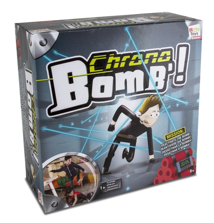 Chrono Bomb Rocco Giocattoli