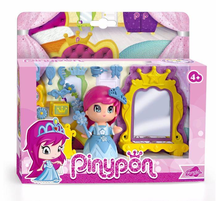 Pinypon Princess Mirror di Famosa