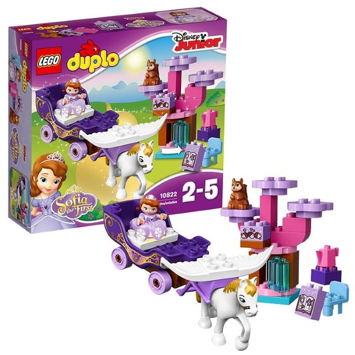 Sofia, la prima carrozza magica Lego Duplo Princess