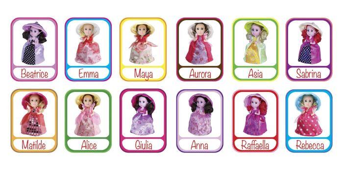 Bambola Cupcake Assortite di Grandi Giochi