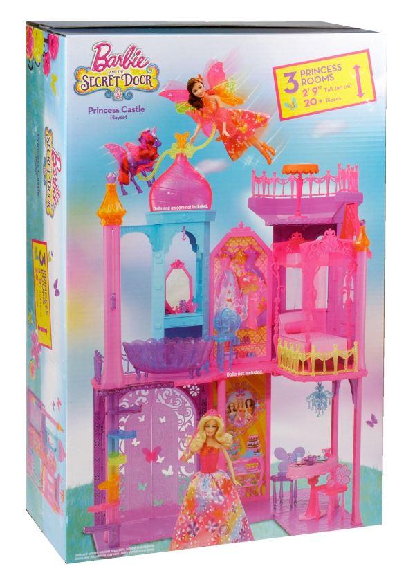 castello barbie segreti