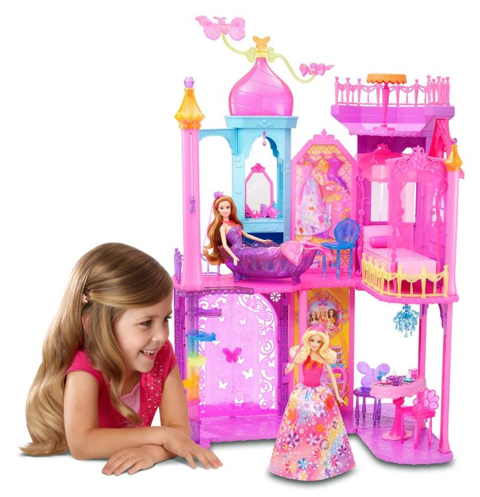 Letto A Castello Barbie.Barbie Castello Dei Segreti Dove Comprare Prezzo Offerte Online