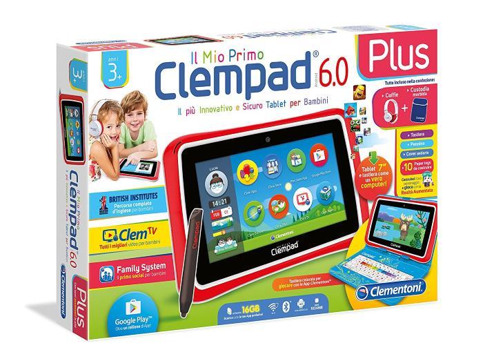 Il Mio Primo Clempad 6.0 PLUS